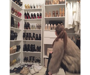 shoes, girl, and luxury image