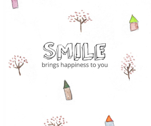 smile and wallpaper image