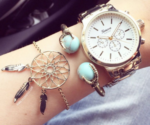 fashion, accessories, and dreamcatcher image
