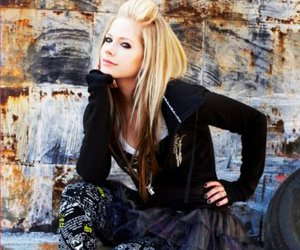 Avril Lavigne, beauty, and pop rock image