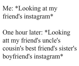 funny, instagram, and true image