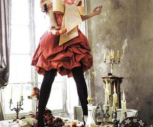 emma watson, dress, and vogue image