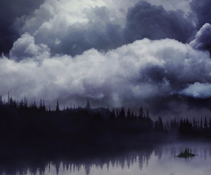 nature and clouds image