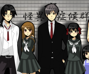 game, mikoto, and horror image