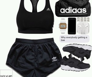 fashion, Polyvore, and huaraches image