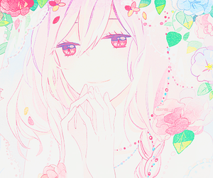 anime, cute, and pretty image