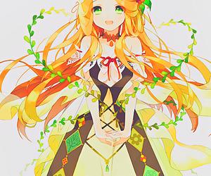 anime and anime girl cute image