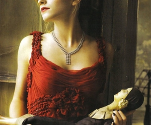 emma watson, model, and dress image