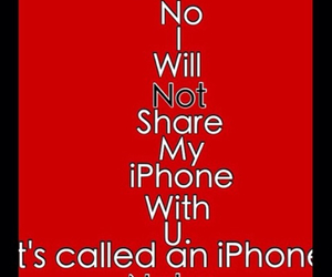 iphone, lol, and red image