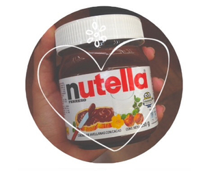nutella, suit, and love image