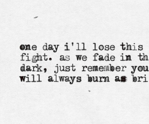 Lyrics, my chemical romance, and quote image