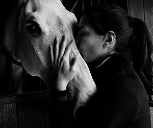 charlotte casiraghi, nature, and horses image