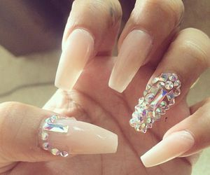nails and gel nails image