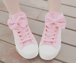 Corea, pink, and k fashion image