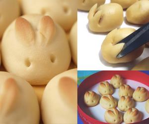 food, bunny, and diy image