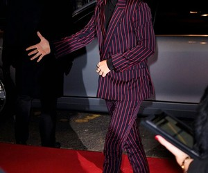 Harry Styles, one direction, and british fashion awards image