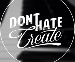 create, music, and quote image