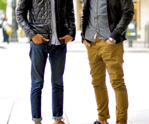dope, fashion, and dude image