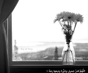 عربي, flowers, and تصاميم image