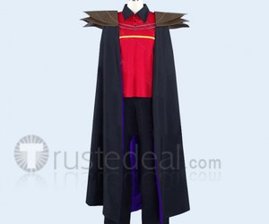 hataraku maou sama, cheap cosplay costume, and simple cosplay costume image