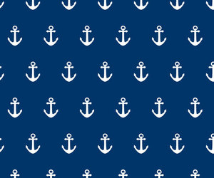 wallpaper, anchor, and blue image
