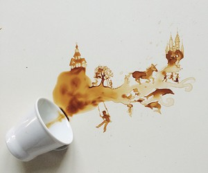 coffee and art image