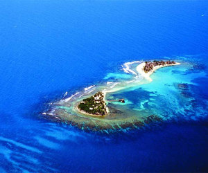 beautiful, blue, and Island image