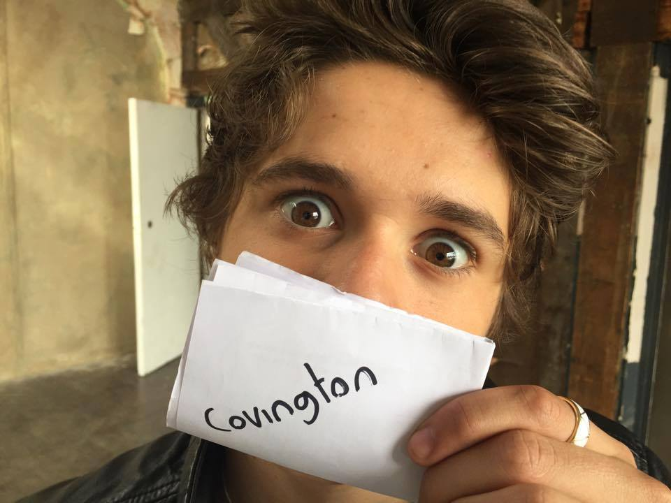 brad simpson, the vamps, and thevamps image