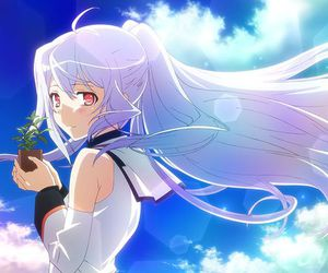 anime, plastic memories, and romance image