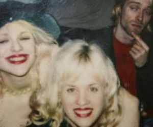 babes in toyland, Courtney Love, and nirvana image