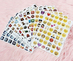 stickers and love image
