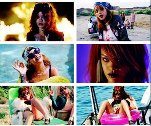 music video, rihanna, and riri image