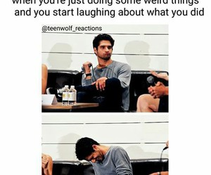 funny and tyler posey image