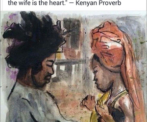 africa, married, and quotes image