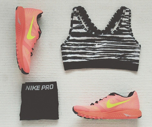 nike, fitness, and exercise image