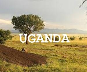 travel, uganda, and world image