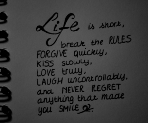 laugh, life, and love image