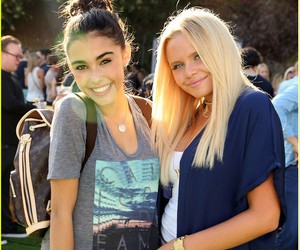 alli simpson and madison beer image