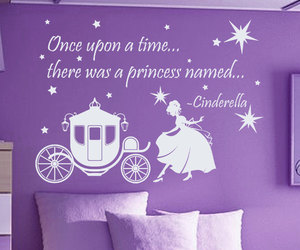 fairytale, once upon a time, and quote image