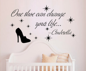 magic, quote, and wall decals image