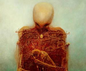 Zdzislaw Beksinski image