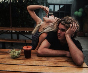 couple, malibu, and jay alvarrez image