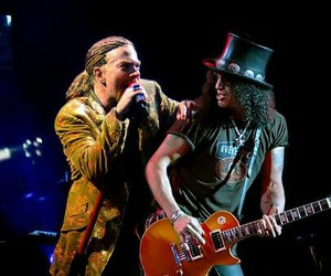 Guns N Roses and rock image