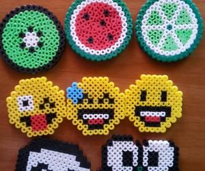 diy, perler beads, and hana beads image