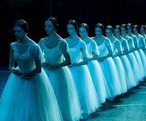 ballet, blue, and costume image