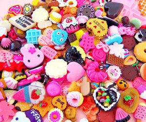 cute, candy, and sweet image