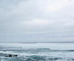 sea, beautiful, and landscape image