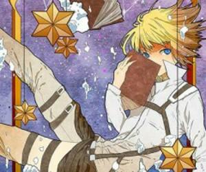 armin, attack on titan, and shingeki no kyojin image