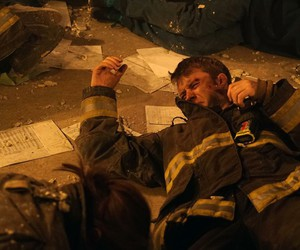 chicago fire, fireman, and jesse spencer image