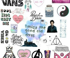 bands, books, and cool kids image
